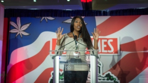 Charlo Greene, High Times, DC, inaugural Business Summit
