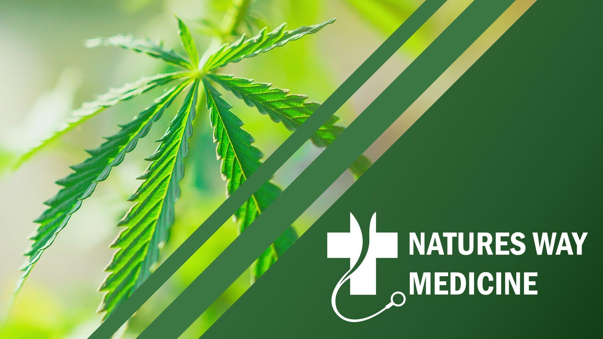 Natures Way medicine Banner