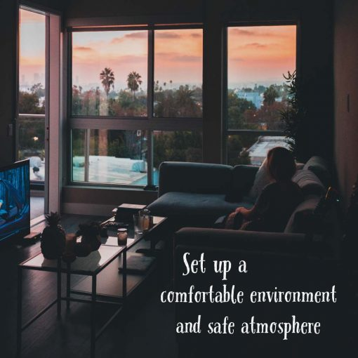 safe atmosphere