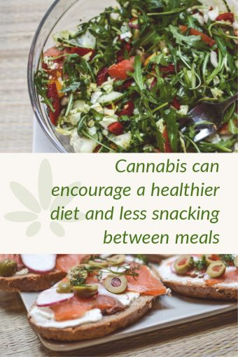 Cannabis for Healthy Diet